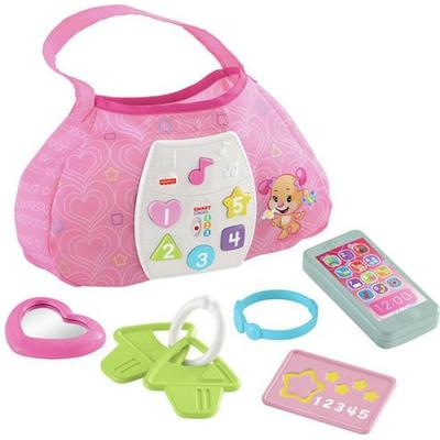 Fisher Price Laugh & Learn Sis' Smart Stages Purse