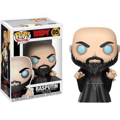 Funko Pop! Comics Hellboy Rasputin