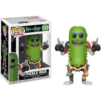 Funko Pop! Animatio Rick & Morty Pickle Rick
