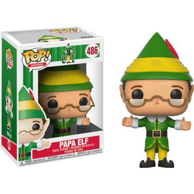 Funko Pop! Movies Elf Papa Elf