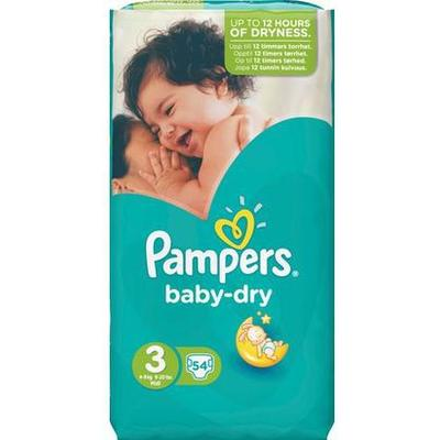 Pampers Baby Dry Size 3