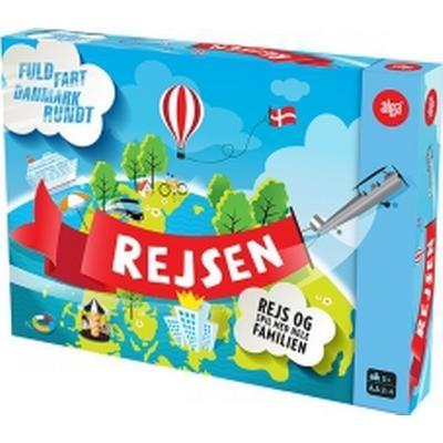 Alga Rejsen (Danska)