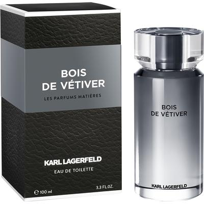 Karl Lagerfeld Bois De Vétiver EdT 100ml