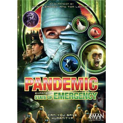 Pandemic State of Emergency (Engelska)