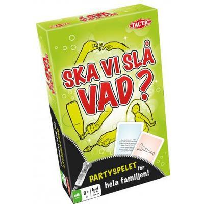 Tactic Ska Vi Slå Vad? Resespel (Svenska) Resespel