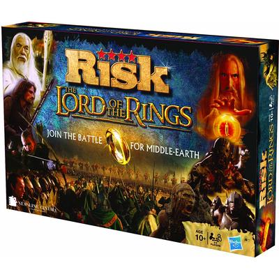 Risk: The Lord of the Rings (Engelska)