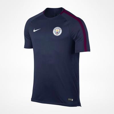 Nike Manchester City Training Breathe Squad Jersey