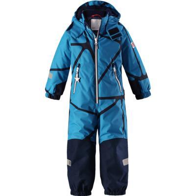 Reima Kiddo Winter Overall Snowy - Blue (520205B-6491)