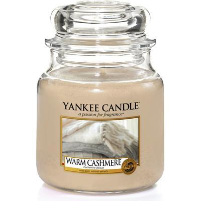 Yankee Candle Warm Cashmere 411g Doftljus