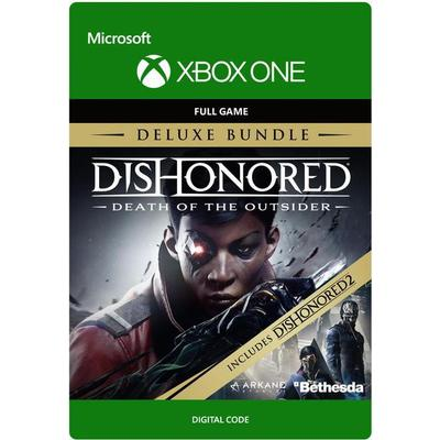 Dishonored: Death of the Outsider - Deluxe Edition
