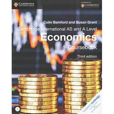 Cambridge International AS and A Level Economics Coursebook (Pocket, 2014)