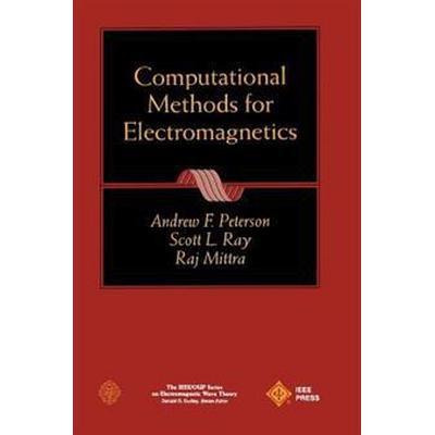 Computational Methods for Electromagnetics (Inbunden, 1997)