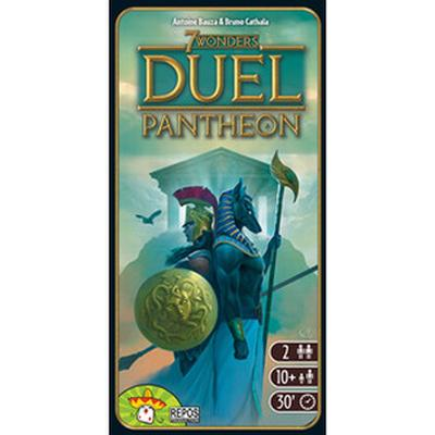 Repos Production 7 Wonders: Duel Pantheon
