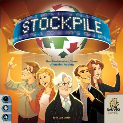 Nauvoo Games Stockpile