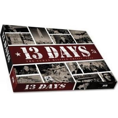 Fanatic 13 Days: The Cuban Missile Crisis (Engelska)