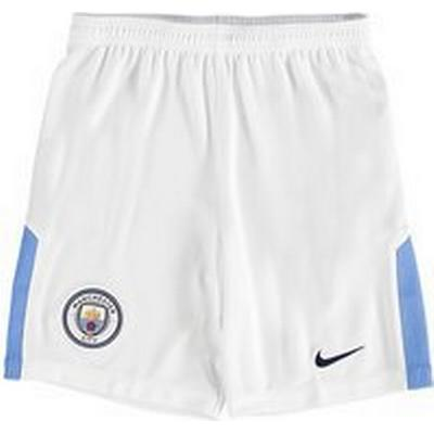 Nike Manchester City Home Stadium Shorts 17/18 Youth