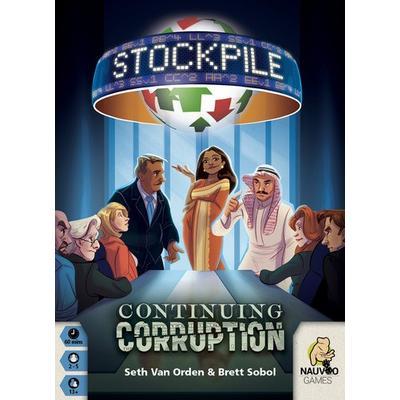 Nauvoo Games Stockpile: Continuing Corruption (Engelska)