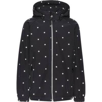 Name It Alfa Reflective Softshell Jacket - Black/Black (13138240)