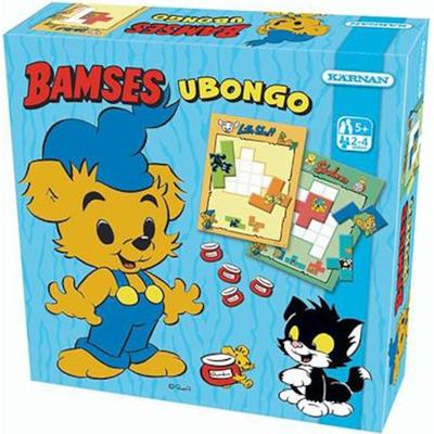 Kärnan Bamses Ubongo