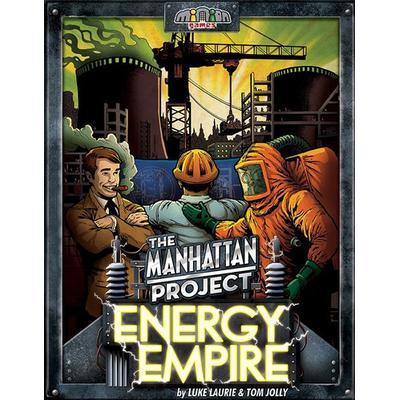 Minion Games The Manhattan Project: Energy Empire (Engelska)