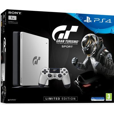 Sony PlayStation 4 Slim 1TB - Gran Turismo Sport - Limited Edition