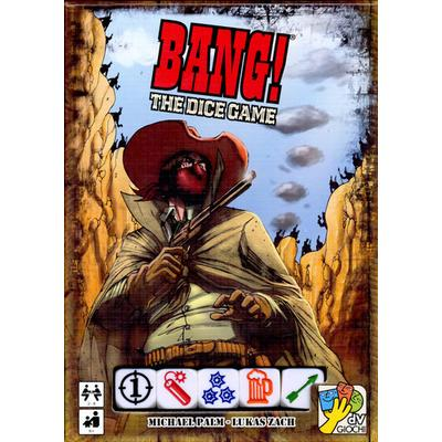 dV Giochi Bang: The Dice Game