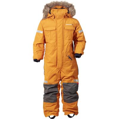 Didriksons Migisi Kids Coverall - Burnt Glow (152500631251)