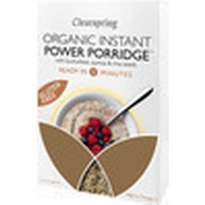 Clearspring Instant Power Porridge with Quinoa Buckwheat 160g