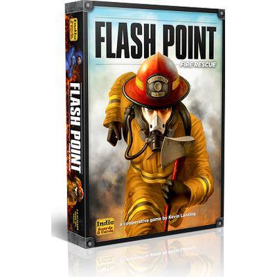 Indie Boards and Cards Flash Point: Fire Rescue