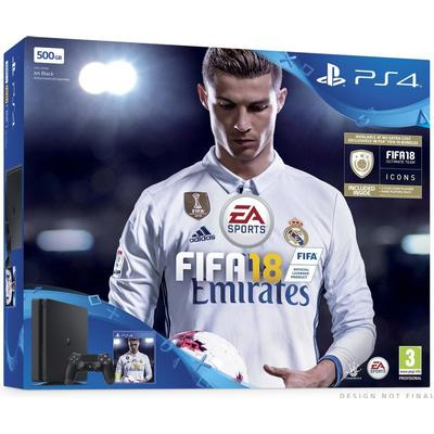 Sony PlayStation 4 Slim 500GB - Fifa 18