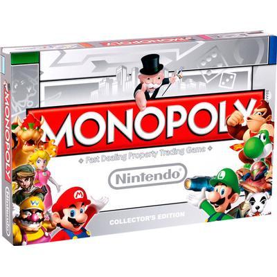 Monopoly: Nintendo: Collector's Edition (Engelska)