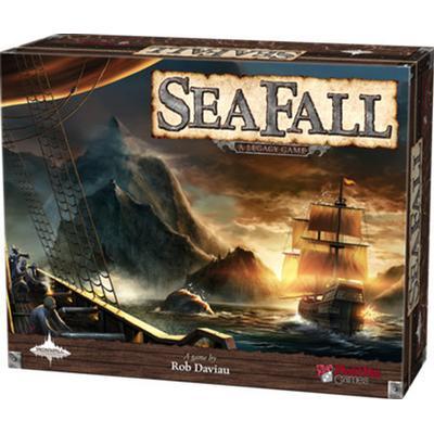Plaid Hat Games SeaFall: A Legacy Game (Engelska)