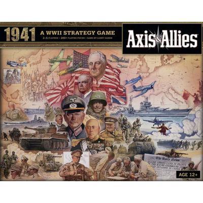 Hasbro Axis & Allies 1941