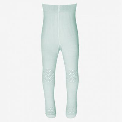 Go Baby Go Crawling Tights - Mint Green