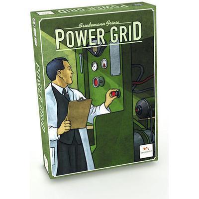 Rio Grande Games Power Grid
