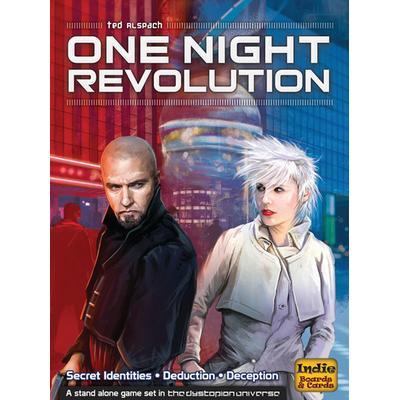Bezier Games One Night Revolution