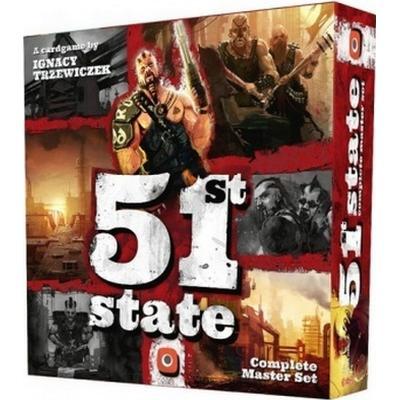 Pegasus 51st State: Master Set
