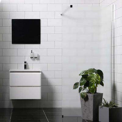 Bathlife Mångsidig Rak (MSG070PNEFTAL) Duschvägg
