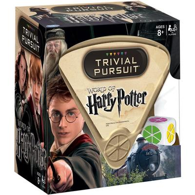 Trivial Pursuit: World of Harry Potter Resespel
