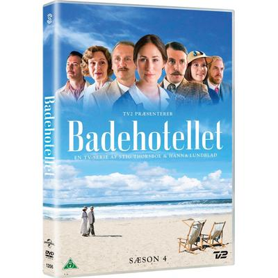 Universal Sony Pictures Nordic Badehotellet - Sæson 4 - DVD