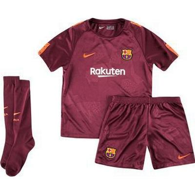 Nike Barcelona FC Third Jersey Kit 17/18 Youth