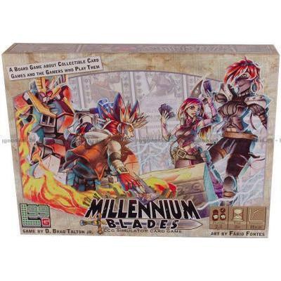 Level 99 Games Millennium Blades (Engelska)