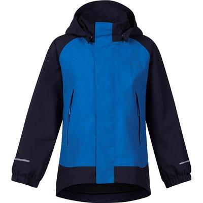Bergans Knatten Kids Jacket - Athens Blue/Navy/Light Winter Sky
