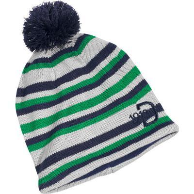 Didriksons Stripe Kids Beanie - Jello Green (162501145192)