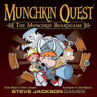 Munchkin Quest