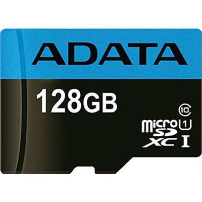 Adata microSDXC Class 10 UHS-I U1 85MB/s 128GB +Adapter