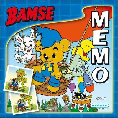 Kärnan Bamse Memo