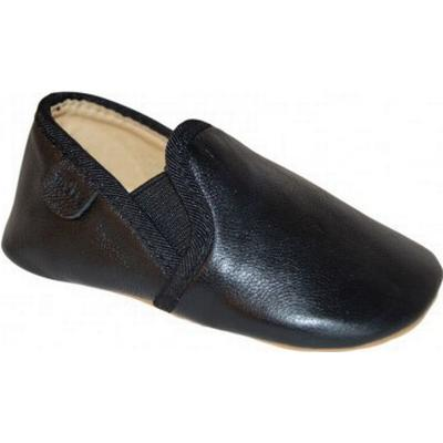 Melton Prewalker Slip On Black (450106-190)