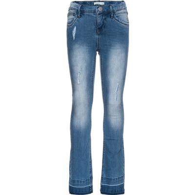 Name It Nitaminna Skinny Fit Jeans - Blue/Light Blue Denim (13140060)