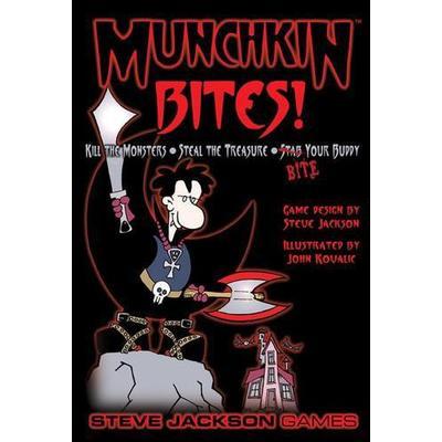Munchkin Bites (Engelska)